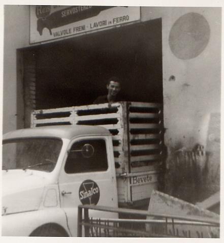 Officina Ciarrocchi 1965